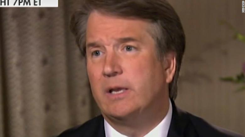 The 22 most important moments from Brett Kavanaugh's extraordinary Fox News interview