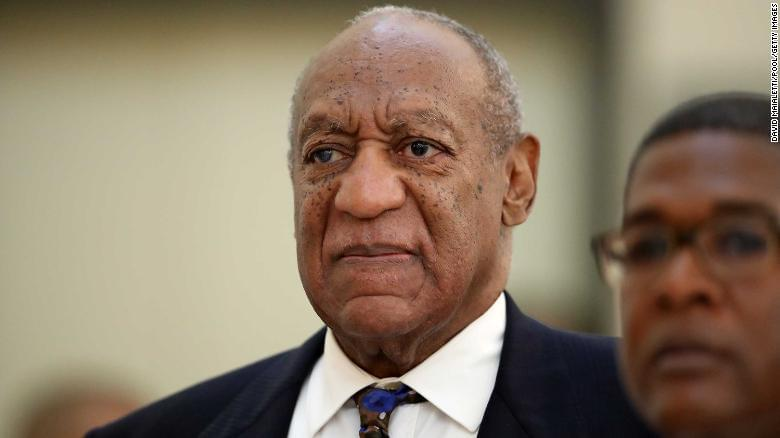 Bill Cosby sentenced to 3 to 10 years in prison for sexual assault.