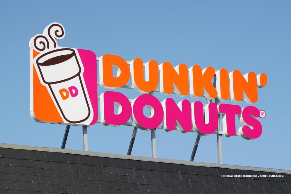 Dunkin' Donuts is officially dropping 'Donuts'.
