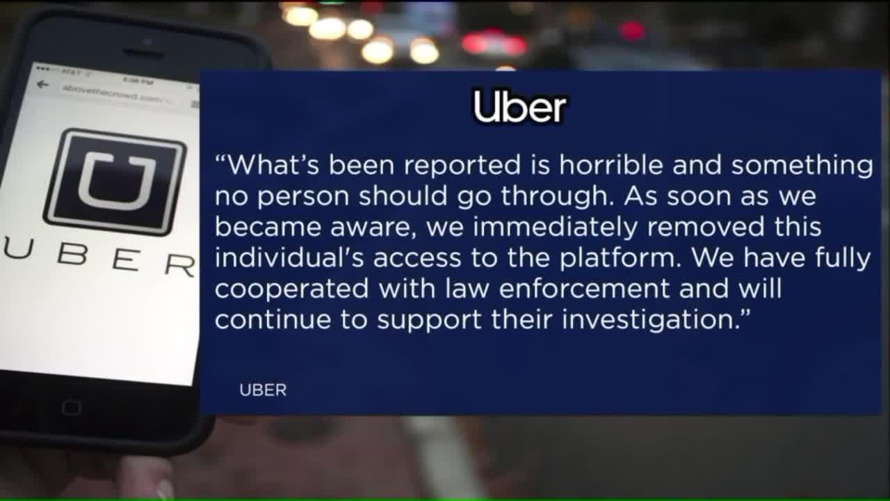 Uber Driver Accused of Kidnapping, Assault May Have More Victims