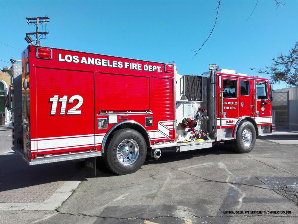 L.A. Fire Department Overtime Payroll Audited
