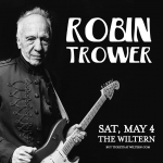 May 4th – Robin Trower