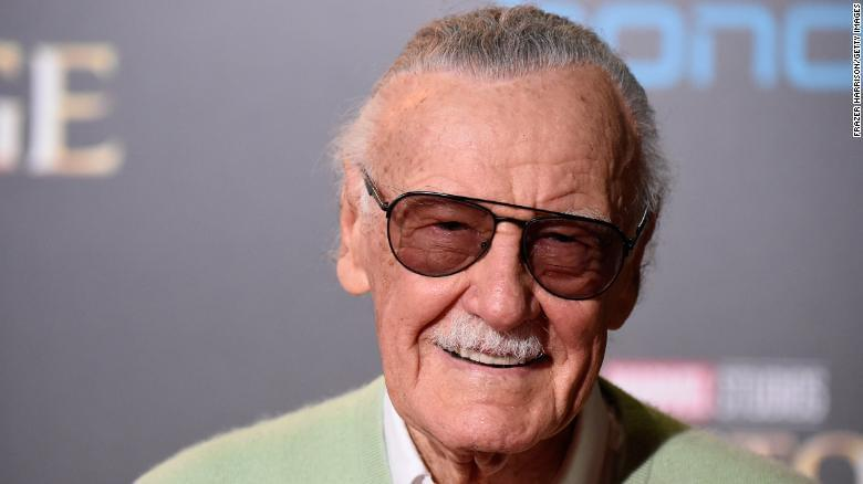 Watch Stan Lee's Recent Message to Fans