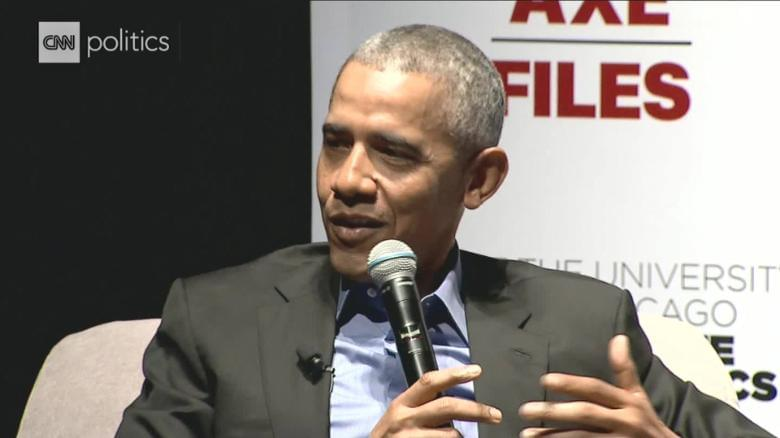 Obama argues to throw out the filibuster