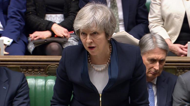 Theresa May's Historic Brexit Defeat