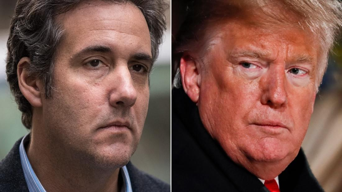 BuzzFeed: Sources say Trump directed Michael Cohen to lie to Congress about proposed Moscow project