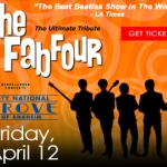 April 12th – The Fab Four