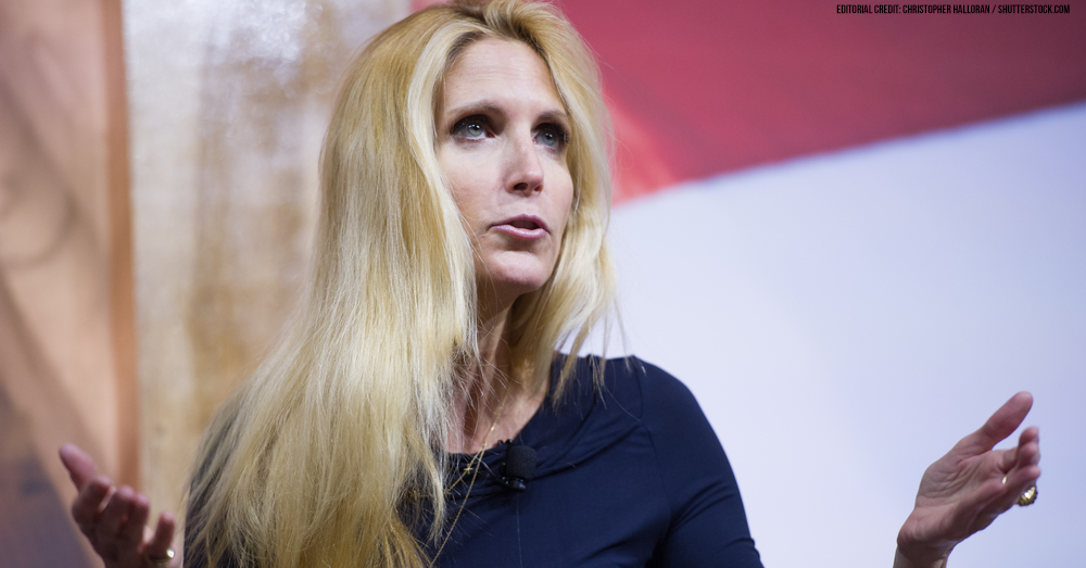 EXCLUSIVE! – Coulter reacts within minutes to Trump's criticism on AM 790 KABC  [AUDIO]