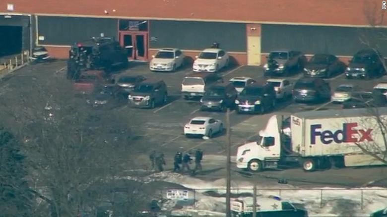 Police: Active shooter at business in Illinois