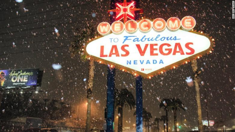 Rare Winter Weather Spotted Across the US