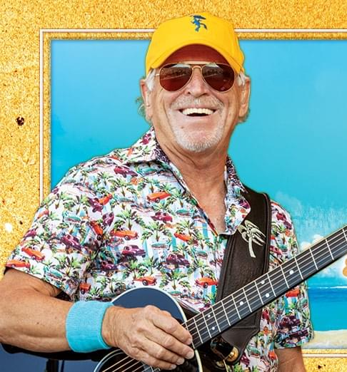 October 12th – Jimmy Buffett & The Coral Reefer Band | KABC-AM