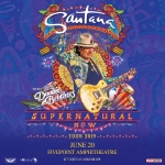 June 20th – Santana with The Doobie Brothers