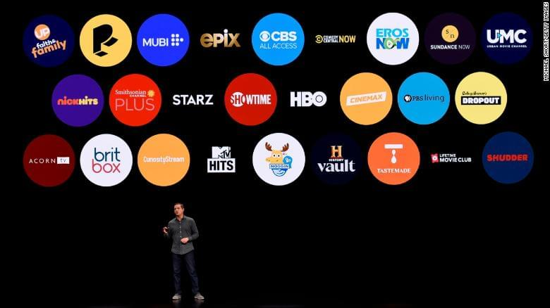 Apple Introduces New TV Channels Storefront