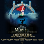 May 17th & May 18th – The Little Mermaid