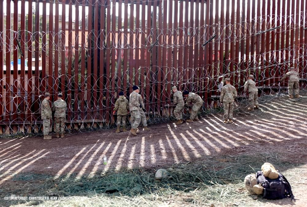 More US Troops Likely to Be Sent to The Southern Border, Acting Defense Secretary Says