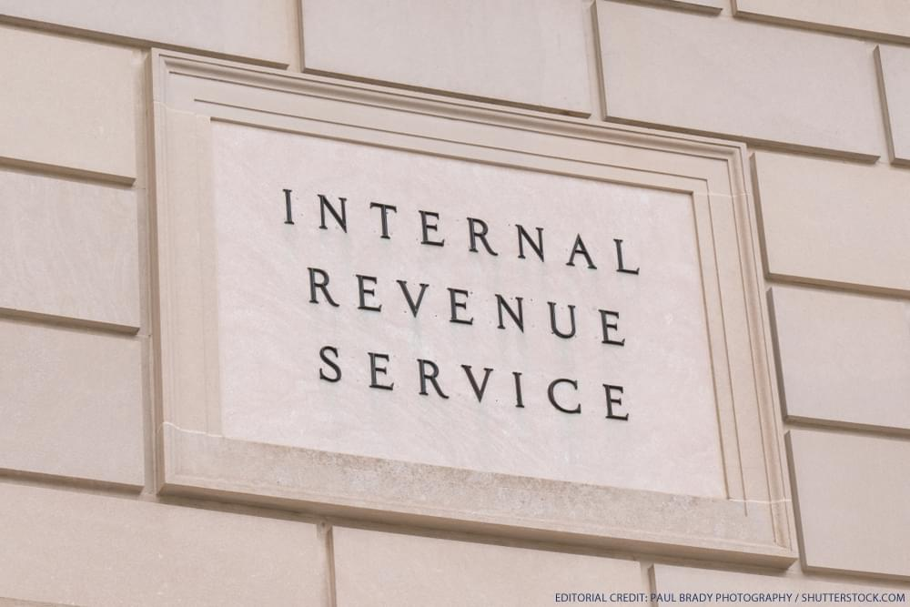 IRS Says They'll Decide On How To Handle Trump Tax Return Request By May 6