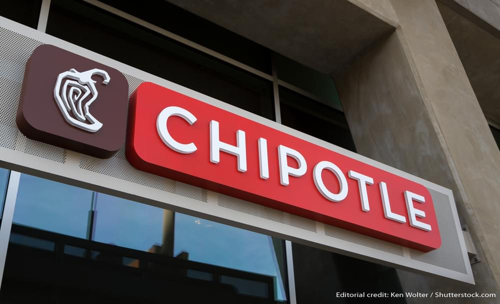 Chipotle shares fall after revelation of new health-related subpoena