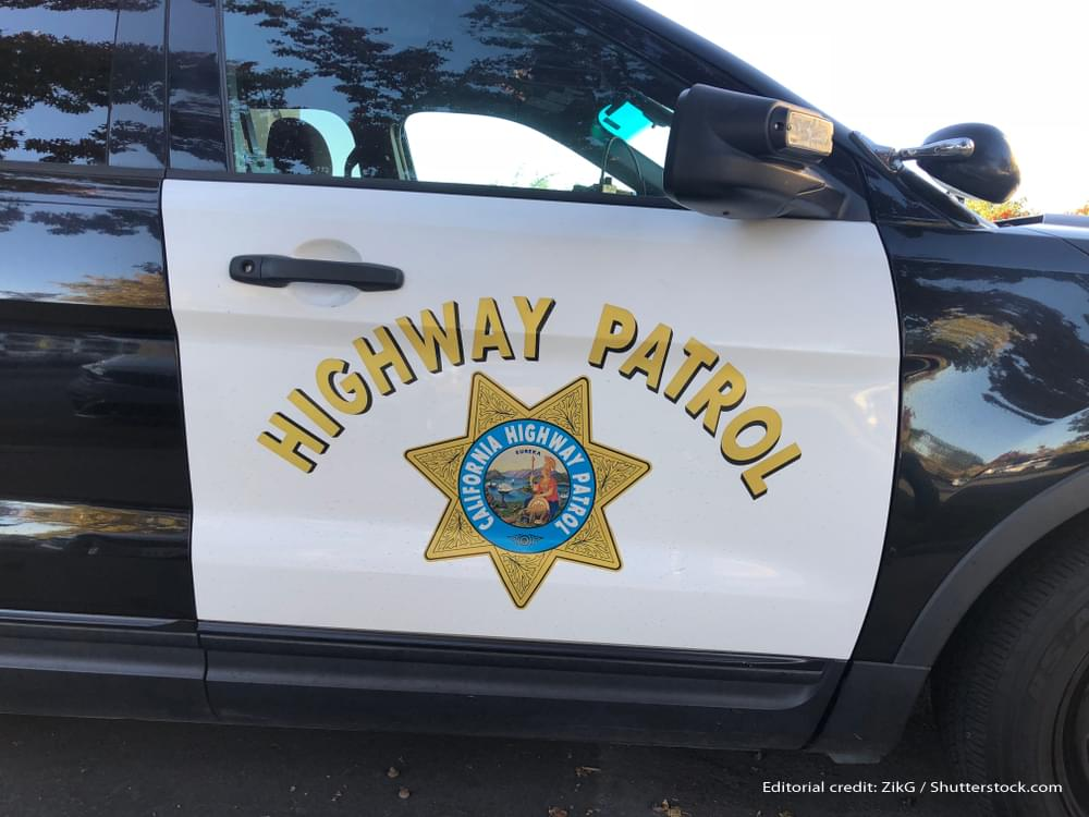 Man Arrested After Hitting Two CHP Officers