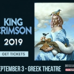 KING CRIMSON at the Greek Theatre