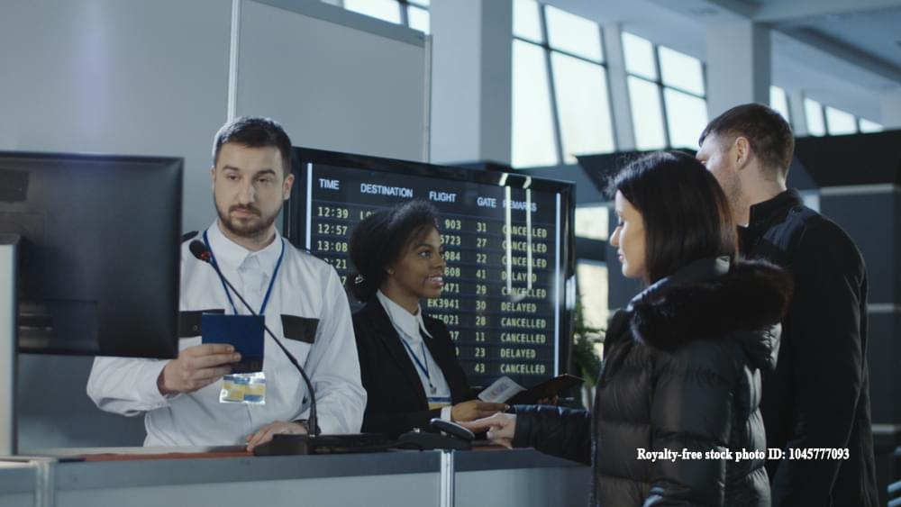 A massive computer outage at U.S. Customs and Border Protection is causing long lines at the airport.
