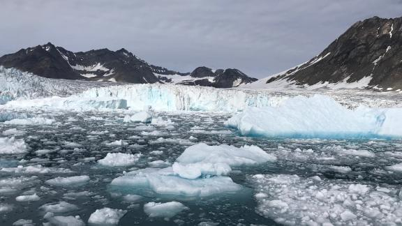 NASA joins climate change battle in Greenland