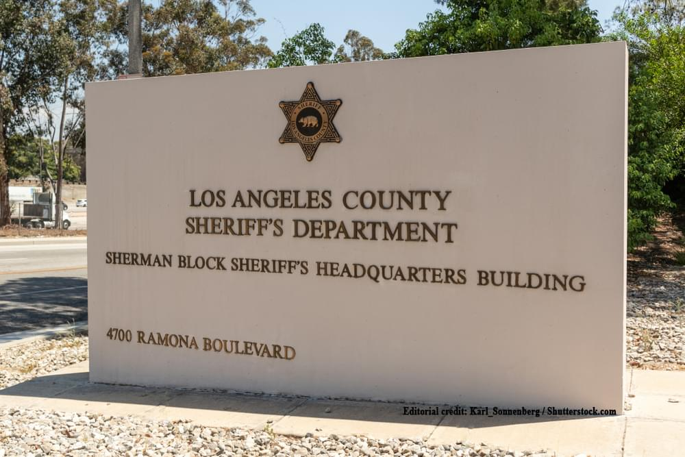 There's another twist in the contentious legal fight involving a close associate of Los Angeles County Sheriff Alex Villanueva.