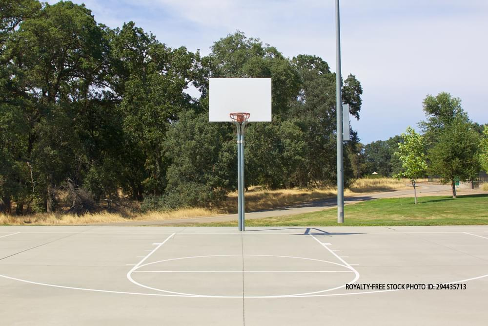 Mayor Says Basketball Courts Attract Undesirables
