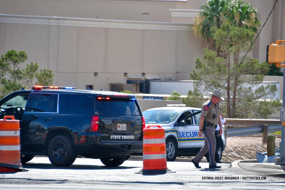 Gunman kills 7 in a rampage that started with a West Texas traffic stop.