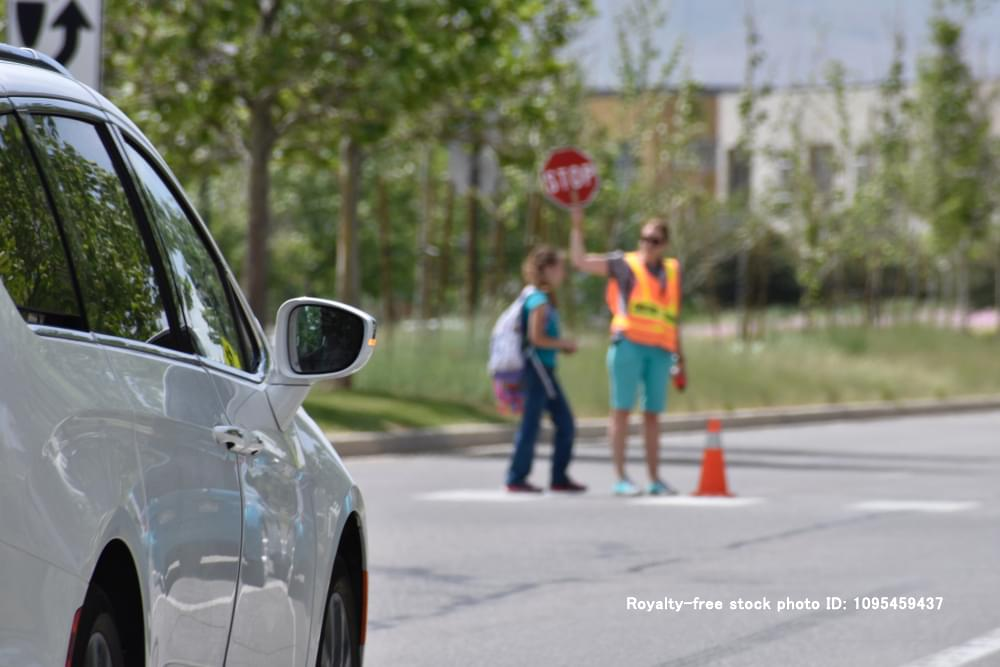 A crossing guard is dead and drivers are being reminded to pay attention.