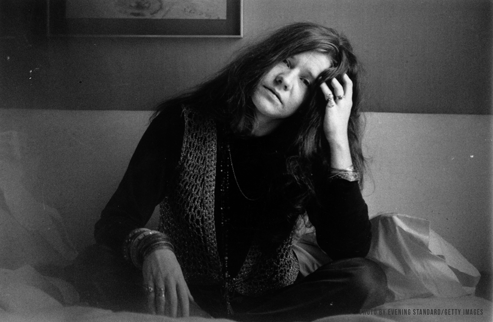 Janis Joplin Voice Gets Isolated