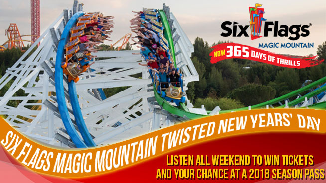Listen to win tickets to Six Flags | KLOS-FM