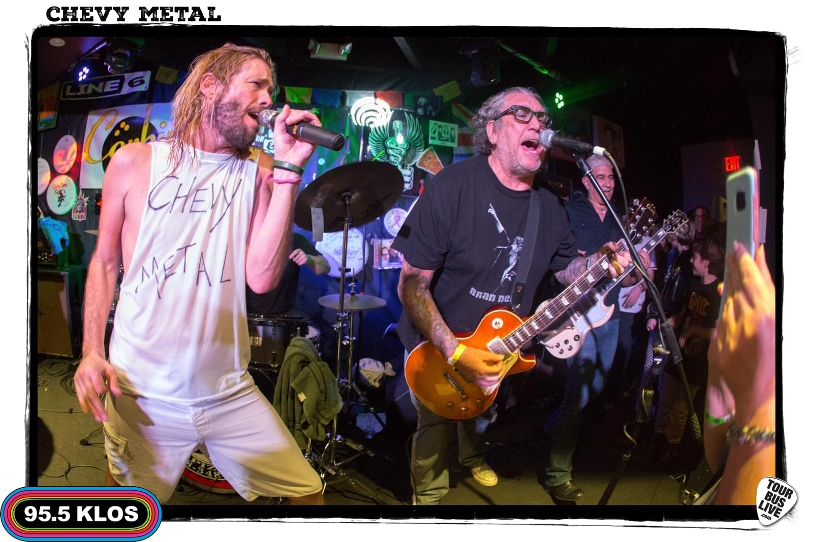 JAN. 12: Chevy Metal and Jonesy rock the lanes in Tarzana