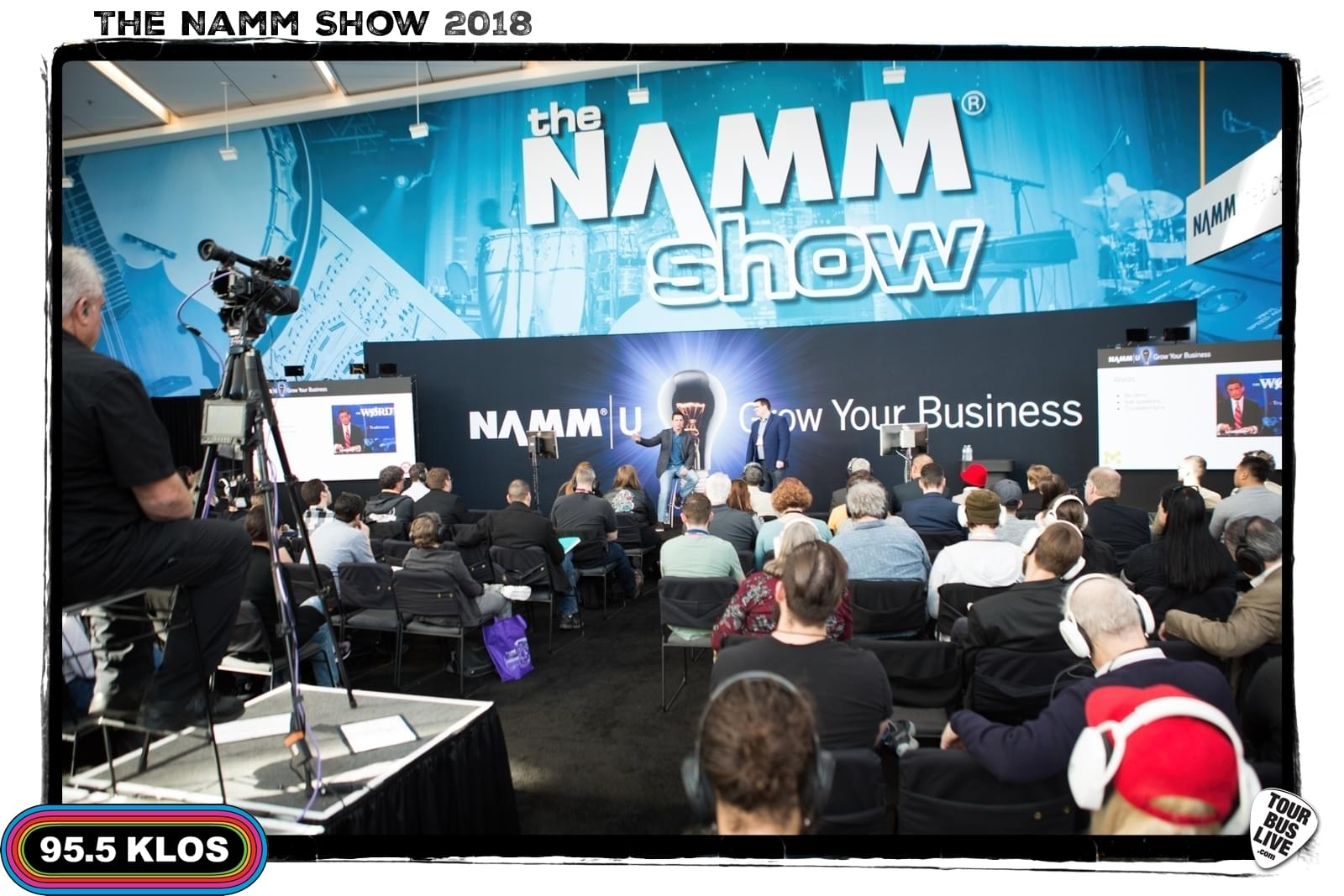 Photos: NAMM show 2018