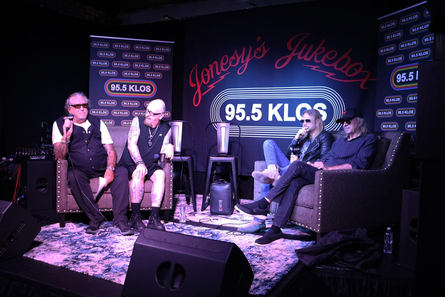 Rob Halford on Jonesy's Jukebox from the Subaru Live Stage
