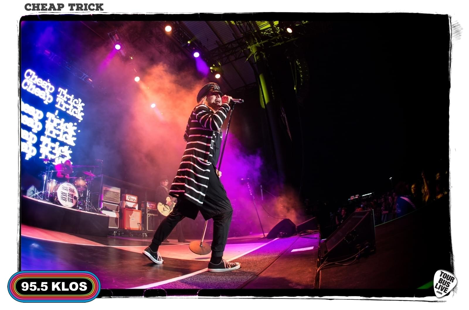 Photos & Review: CHEAP TRICK & POISON with Pop Evil