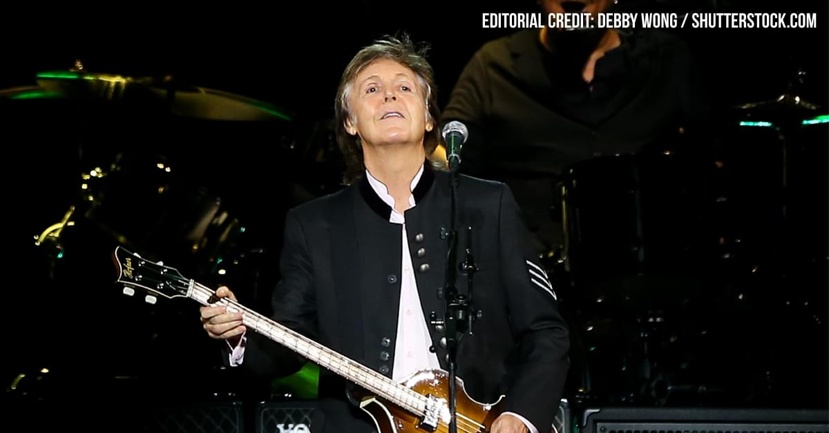Paul McCartney's 40 Greatest Solo Songs