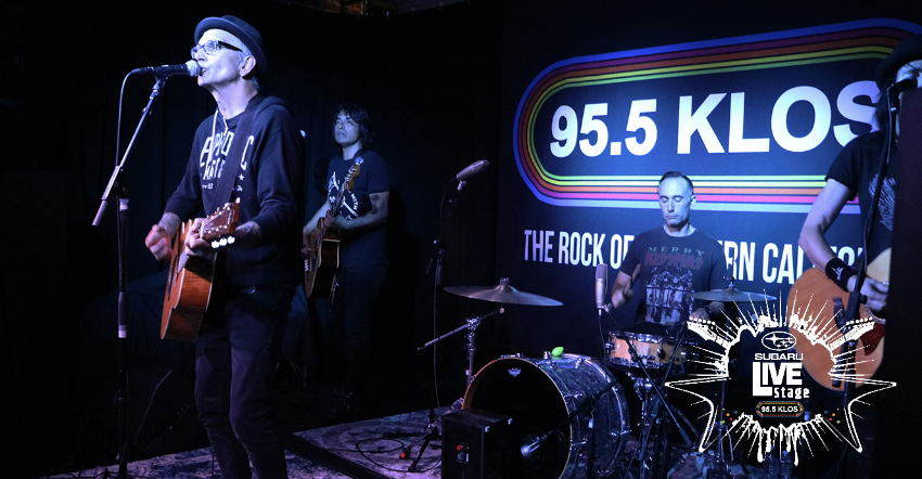 Everclear from the KLOS Subaru Live Stage