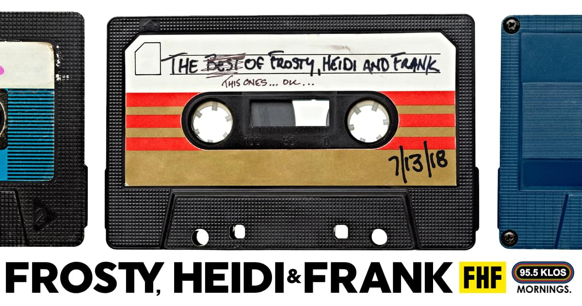 The Best of Frosty, Heidi and Frank July 13th, 2018
