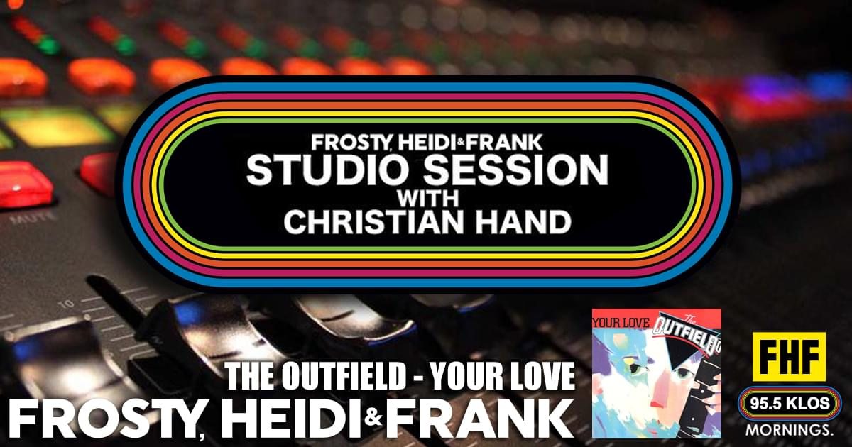 FHF Studio Session With Christian James Hand 7/16/18