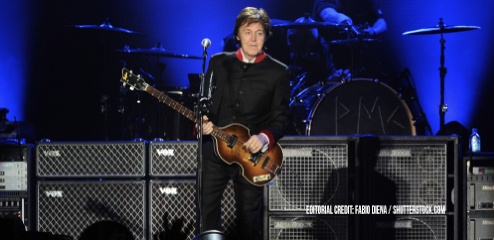 Paul McCartney reveals new single 'Fuh You' plus full tracklisting for his new album