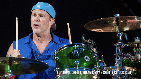 Chad Smith supergroup – featuring Chris Martin, Duff McKagan and more – to play at Will Ferrell's charity show