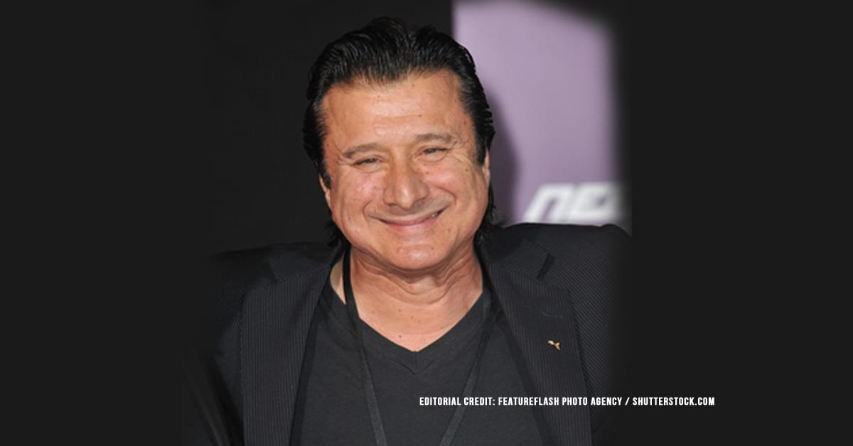 WATCH STEVE PERRY'S NEW 'WE'RE STILL HERE' VIDEO