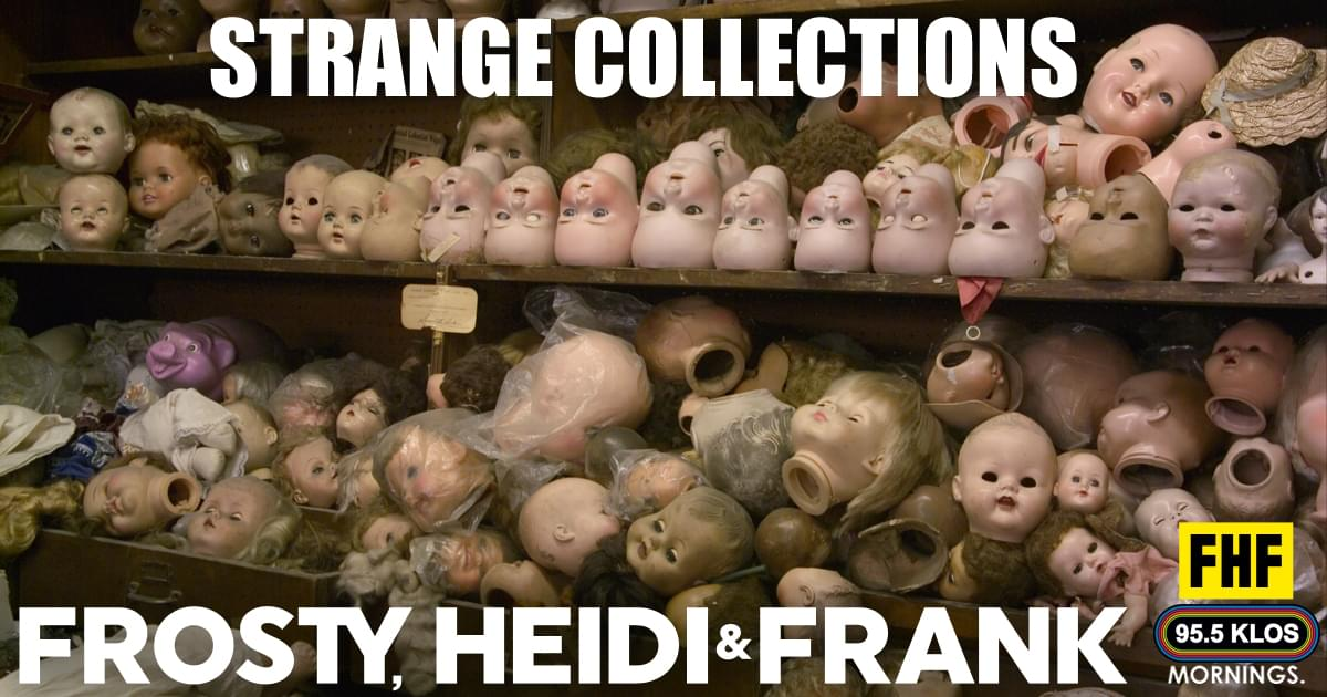 Strange Collections