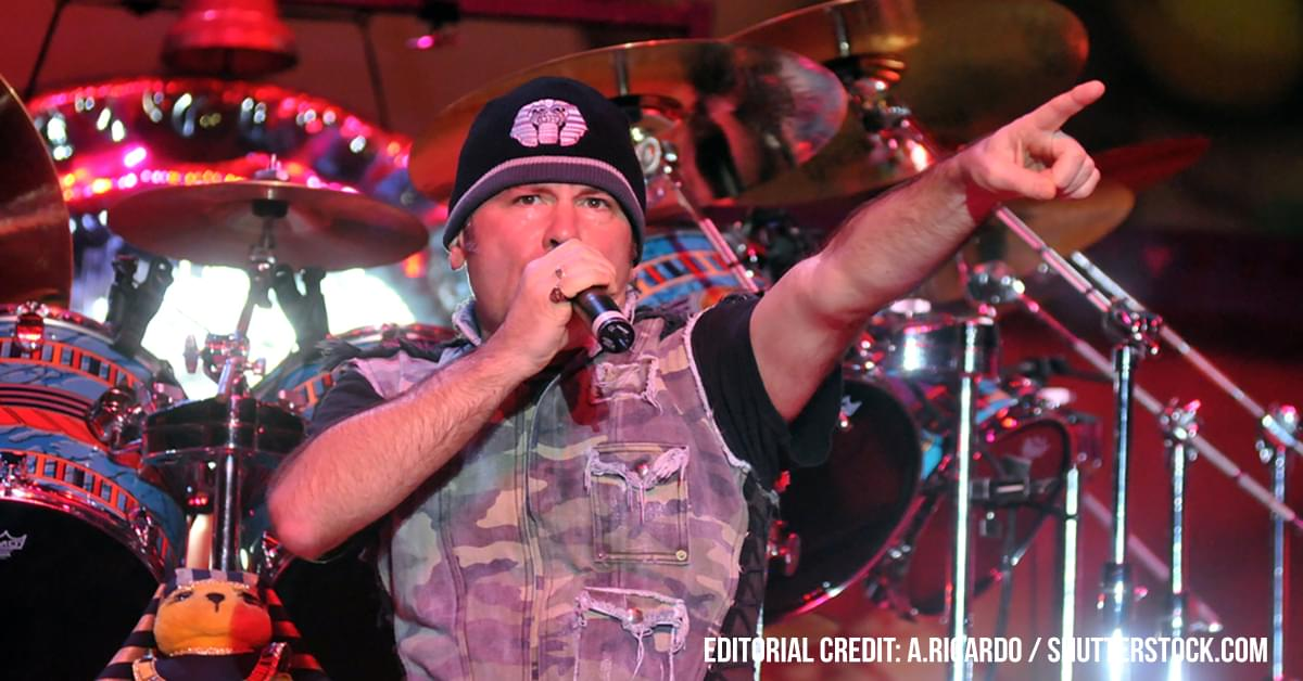 Iron Maiden's Bruce Dickinson Won't Retire Anytime Soon