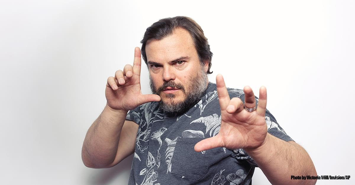 Jack Black Reunites With School of Rock Bandmates at Tenacious D's Chicago Show