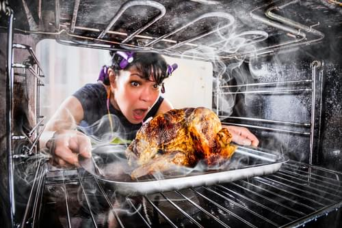 10 True Stories of Epic Thanksgiving Fails