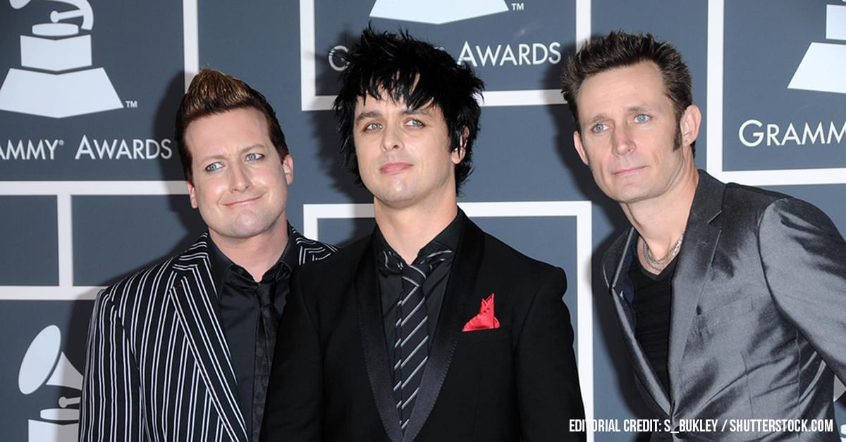 Billie Joe Armstrong Is Writing New Green Day Music