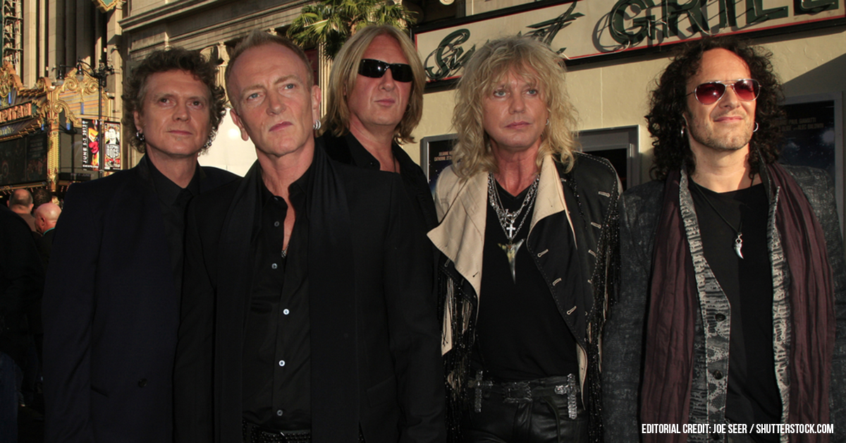 Def Leppard Wins Rock and Roll Hall of Fame Fan Vote