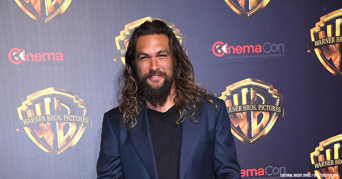 Jason Momoa Credits Tool, Metallica, Black Sabbath for Aquaman Inspiration