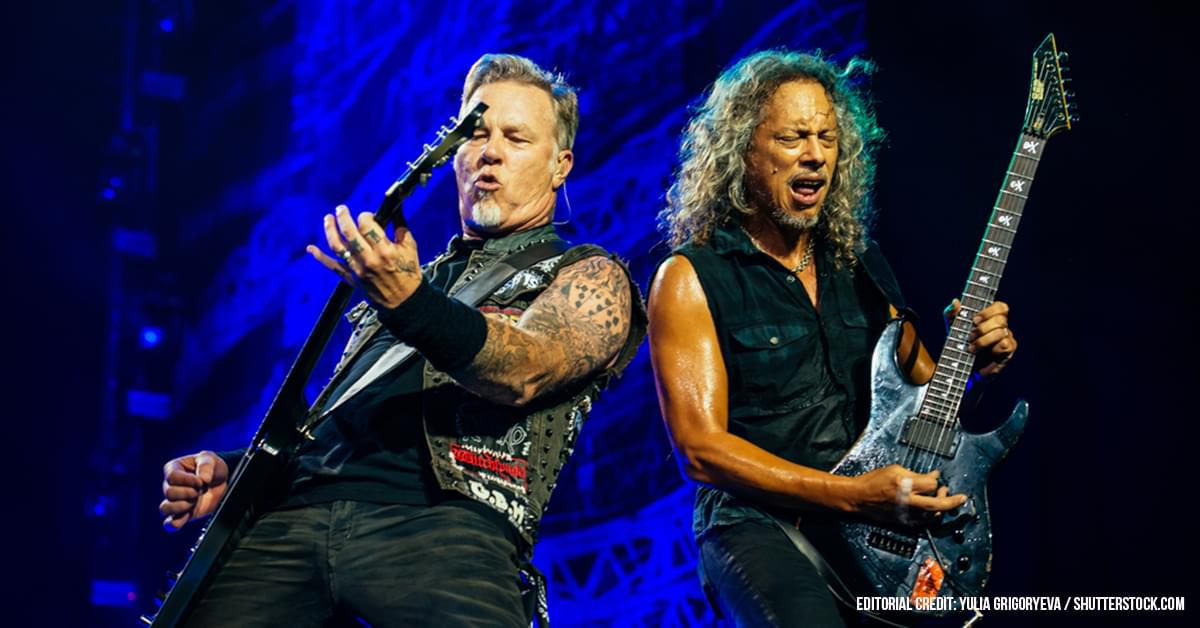 Metallica Reward Community Colleges With $1 Million In Grants